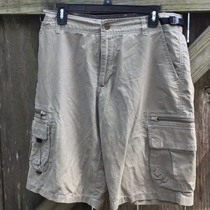 Kuhl Hiking Shorts Medium Adjustable Waist